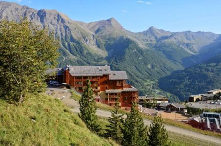 Location au ski Résidence les Terrasses de la Bergerie - Orcières Merlette 1850 - Extérieur été