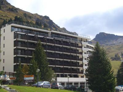 Location au ski Residence Les Terrasses De Veret - Flaine - Extérieur été