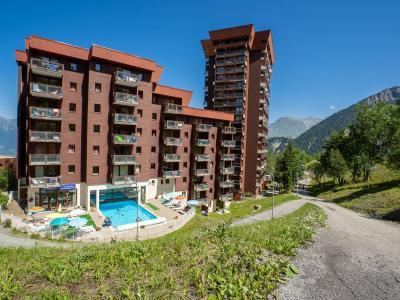 Summer accommodation Résidence les Térrasses du Corbier