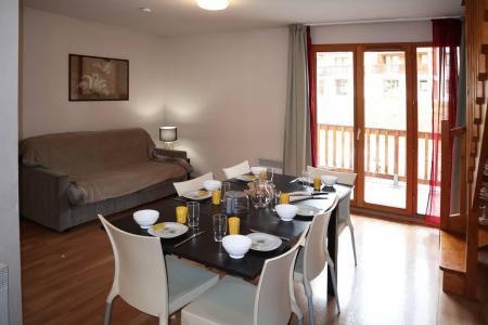 Wakacje w górach Apartament duplex 3 pokojowy 8 osób (851) - Résidence les Terrasses du Soleil d'Or - Les Orres