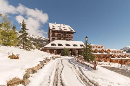 Location au ski Residence Les Toits Blancs - Montgenèvre - Extérieur été