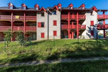 Location au ski Résidence les Trois Vallées - Saint Lary Soulan - Extérieur été