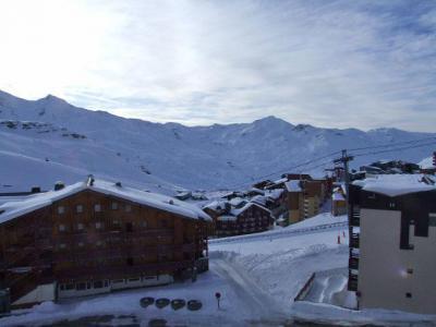Vakantie in de bergen Studio cabine 4 personen (508) - Résidence les Trois Vallées - Val Thorens