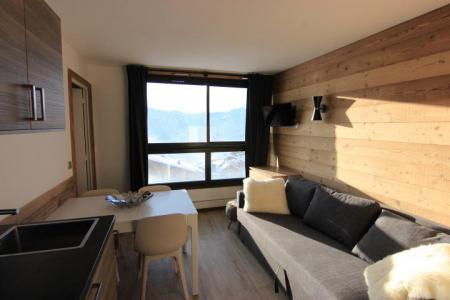 Vacances en montagne Studio cabine 4 personnes (508) - Résidence les Trois Vallées - Val Thorens