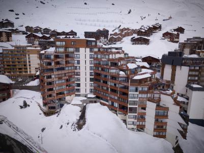 Vakantie in de bergen Appartement 2 kabine kamers 6 personen (1003) - Résidence les Trois Vallées - Val Thorens - Uitschuifbedden