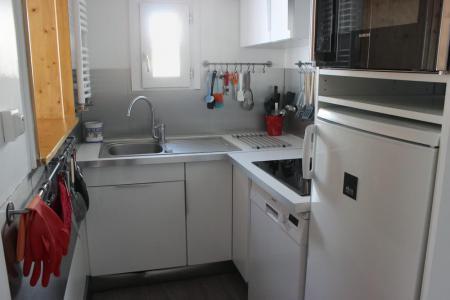 Vakantie in de bergen Appartement 3 kabine kamers 6 personen (703) - Résidence les Trois Vallées - Val Thorens - Keukenblok