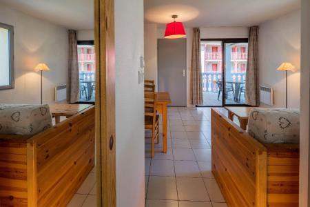 Vacances en montagne Résidence les Trois Vallées - Saint Lary Soulan - Chambre
