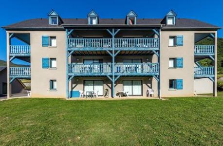 Location au ski Residence Les Trois Vallees - Saint Lary Soulan - Extérieur été