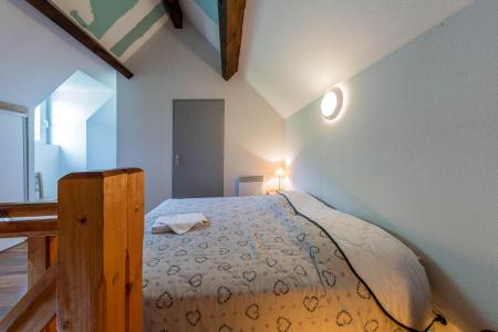 Vacances en montagne Résidence les Trois Vallées - Saint Lary Soulan - Lit double