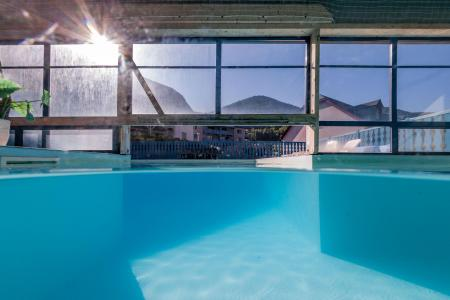 Vacances en montagne Résidence les Trois Vallées - Saint Lary Soulan - Piscine