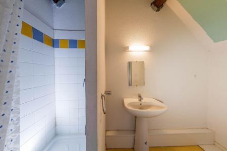 Vacances en montagne Résidence les Trois Vallées - Saint Lary Soulan - Salle de bains