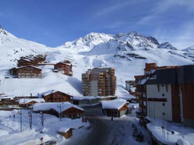 Vakantie in de bergen Studio 3 personen (818) - Résidence les Trois Vallées - Val Thorens - Wastafel