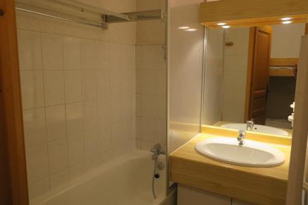 Vacances en montagne Studio coin montagne 4 personnes (A11) - Résidence les Tyroliens - Châtel - Salle de bains