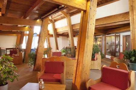 Vacances en montagne Résidence les Vallées - La Bresse - Réception