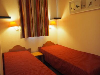Holiday in mountain resort 2 room apartment 4 people (306) - Résidence les Valmonts - Les Menuires - Single bed