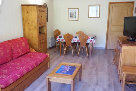 Holiday in mountain resort 3 room apartment 6 people (504) - Résidence les Valmonts - Les Menuires