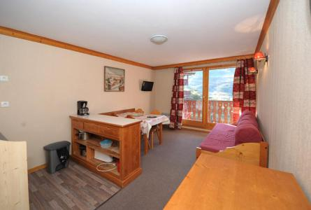 Holiday in mountain resort 2 room apartment 4 people (1116) - Résidence les Valmonts - Les Menuires