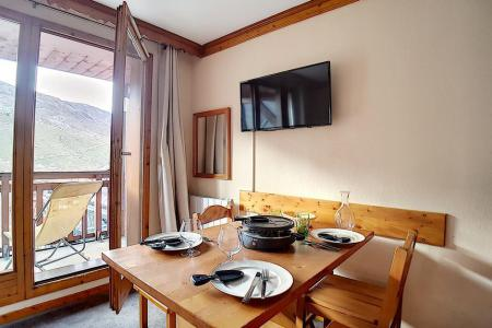 Holiday in mountain resort 2 room apartment 4 people (402) - Résidence les Valmonts - Les Menuires