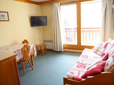 Holiday in mountain resort 2 room apartment 4 people (1216) - Résidence les Valmonts - Les Menuires