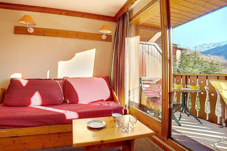Holiday in mountain resort Logement 2 pièces 4 personnes (VM0710) - Résidence les Valmonts - Les Menuires