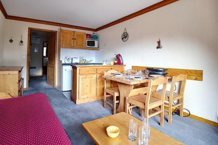 Holiday in mountain resort Logement 2 pièces 4 personnes (VM0713) - Résidence les Valmonts - Les Menuires