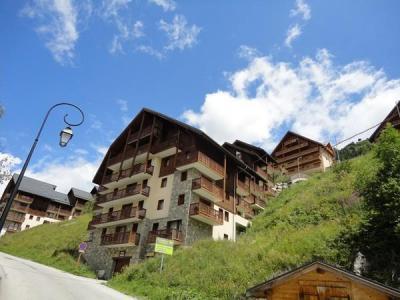 Location au ski Residence Les Valmonts - Valloire - Extérieur été