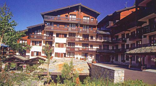 Location au ski Residence Les Verdets - Le Jardin De Val - Val d'Isère - Extérieur été