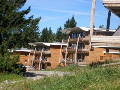 Vacances en montagne Résidence les Villages du Bachat - Chamrousse - Extérieur été