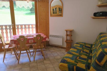 Vacances en montagne Appartement 2 pièces coin montagne 4 personnes (12) - Résidence les Violettes - Châtel