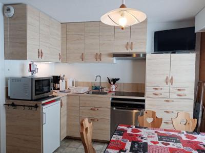 Vacances en montagne Appartement 2 pièces coin montagne 4 personnes (12) - Résidence les Violettes - Châtel - Cuisine