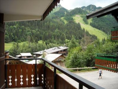 Vacances en montagne Studio cabine 4 personnes (06B) - Résidence les Voinettes - Châtel