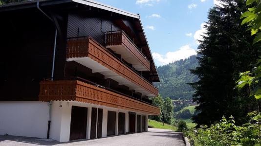Vacances en montagne Appartement 2 pièces mezzanine 5 personnes (15B) - Résidence les Voinettes - Châtel
