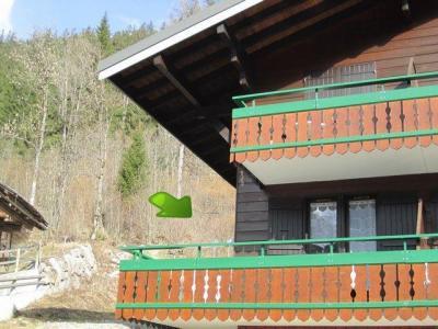 Vacances en montagne Studio 4 personnes (25A) - Résidence les Voinettes - Châtel