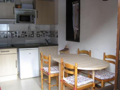 Vacances en montagne Studio cabine 4 personnes (28A) - Résidence les Voinettes - Châtel