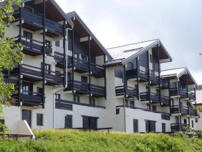 Rent in ski resort Résidence Lezette 1 - Les Saisies - Summer outside