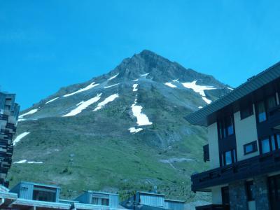 Location au ski Résidence Lot 300 A et B - Tignes - Extérieur été