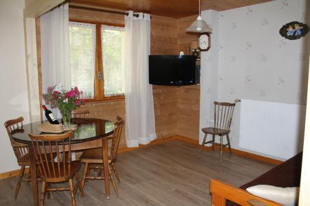Holiday in mountain resort 2 room apartment 4 people (002) - Résidence Lou R'Bat Pays - Le Grand Bornand