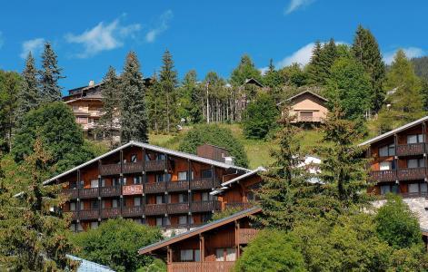 Location au ski Résidence Lune Argent - Megève - Extérieur été