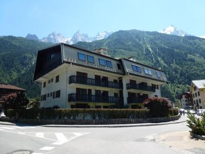 Vacances en montagne Résidence Lyret 1 - Chamonix - Extérieur été