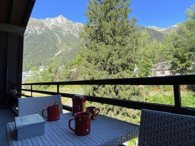 Rent in ski resort 3 room apartment 5 people - Résidence Lyret 1 - Chamonix - Summer outside