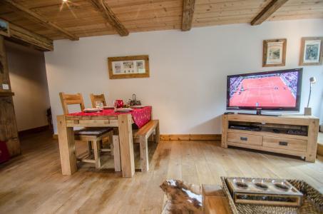 Vacances en montagne Appartement 3 pièces 5 personnes - Résidence Lyret 1 - Chamonix