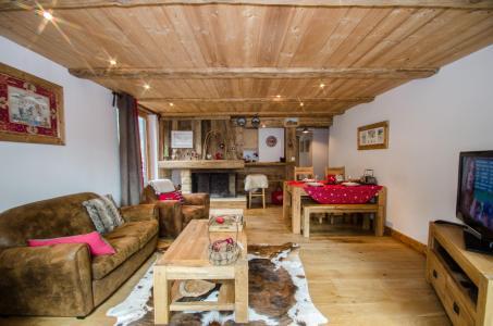 Vacances en montagne Appartement 3 pièces 5 personnes - Résidence Lyret 1 - Chamonix - Séjour