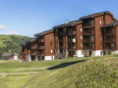 Location au ski Résidence Maeva Emeraude - La Plagne - Extérieur été