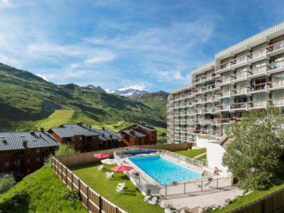 Rental Tignes : Résidence Maeva Grande Motte summer
