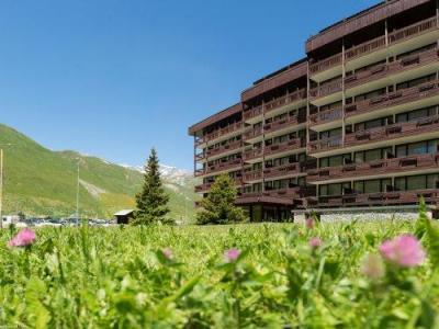 Location au ski Résidence Maeva Inter-Résidences - Tignes - Extérieur été