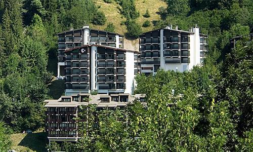 Location au ski Residence Maeva La Perriere - La Clusaz - Extérieur été