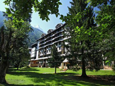 Rental Chamonix : Résidence Maeva le Chamois Blanc summer