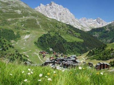 Location au ski Résidence Maeva le Peillon - Méribel - Extérieur été