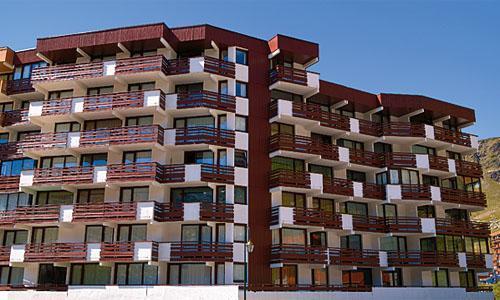 Location au ski Residence Maeva Le Schuss - Val Thorens - Extérieur été
