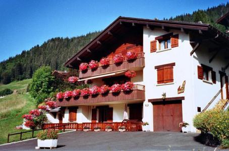 Holiday in mountain resort 3 room apartment 4 people - Résidence Makalu - Le Grand Bornand
